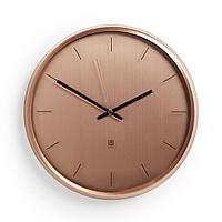 Часы настенные Meta, медь, фото 1