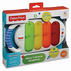 Fisher Price Цветной ксилофон