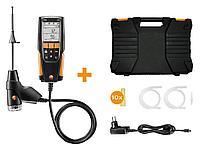Testo Testo 310 Анализатор дымовых газов в комплекте с несъемным зондом отбора пробы L = 180 мм 0563 3100