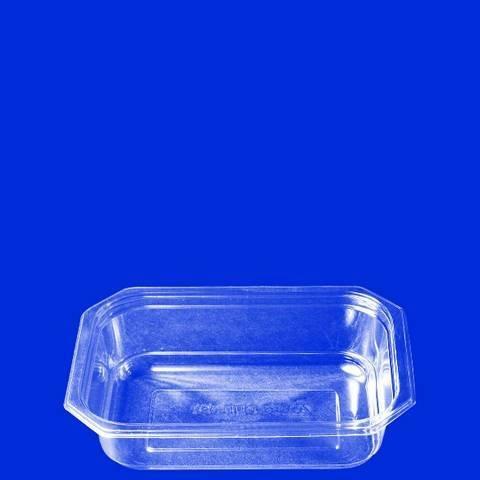 Контейнер прам. 147х104х37мм, 350мл, прозрачный, ПЭТ, 540 шт
