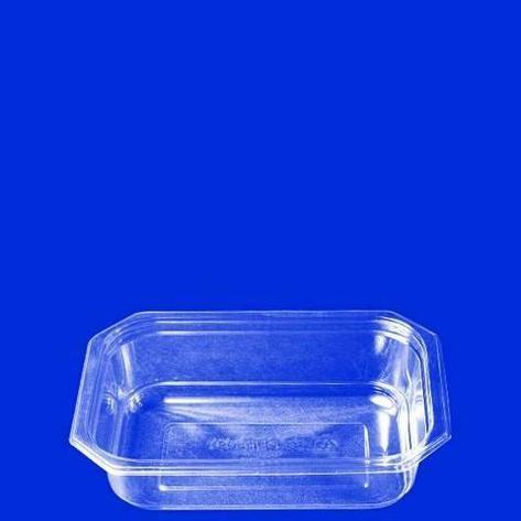 Контейнер прам. 147х104х37мм, 350мл, прозрачный, ПЭТ, 540 шт, фото 2