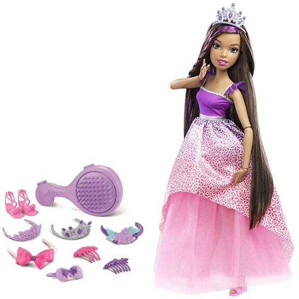 Barbie Большие куклы с длинными волосами (DRJ31)