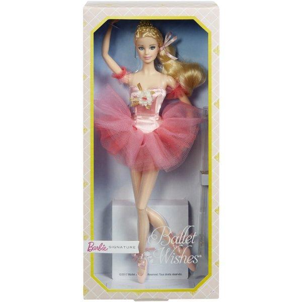 "Mattel Barbie Барби Коллекционная кукла ""Звезда балета"" - фото 2"