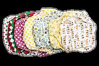 Многоразовые хлопковые подгузники
