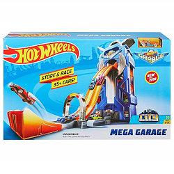 Мега Гараж Hot Wheels Сити FTB68