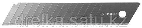"""Лезвие ЗУБР """"МАСТЕР"""" сегментированное, улучшенная инструментальная сталь У8А, 15 сегмент, в боксе, 18мм, 10шт, фото 2"""