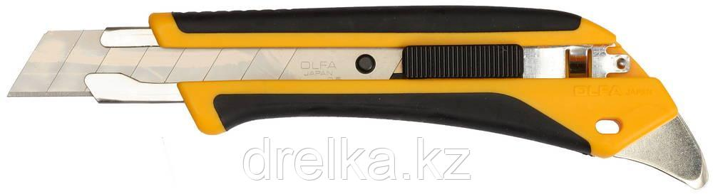 "Нож OLFA ""AUTOLOCK"", двухкомпонентный корпус, 18мм"