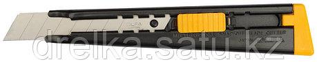 Нож OLFA металлический с выдвижным лезвием, автофиксатор, 18мм  , фото 2
