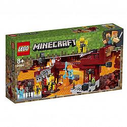 21154 Lego Minecraft Мост ифрита, Лего Майнкрафт