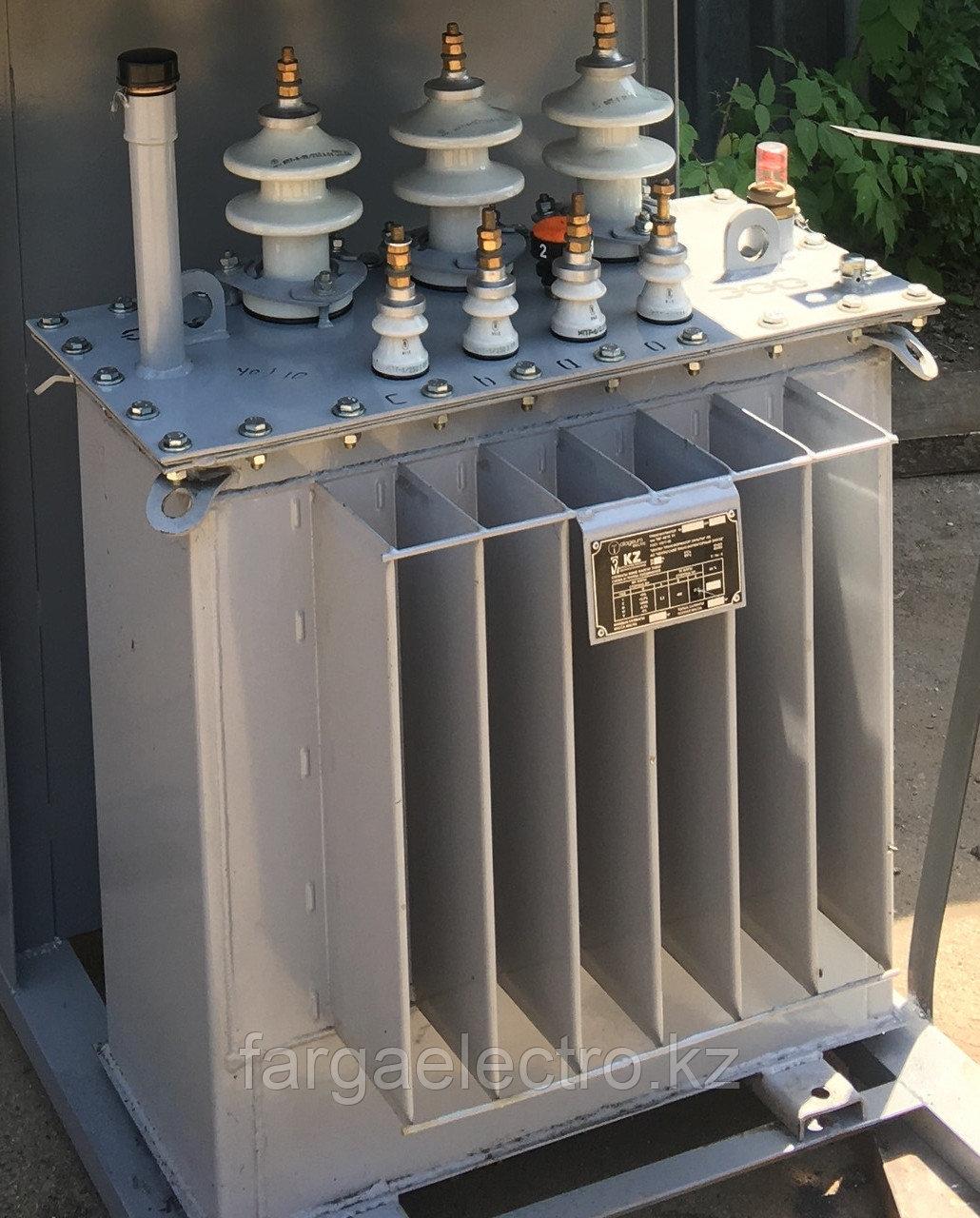 ТМГ 160/6(10)-0,4 У1; Трансформатор силовой, масленный трехфазный, мощность 100 кВА