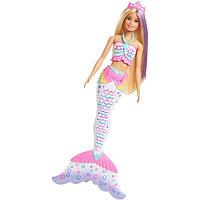 Кукла Барби Barbie Цветная русалочка