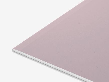 ГКЛ Кнауф (Огнеупорный ) гипсокартон -А-ПЛУК 2500х1200х12,5мм
