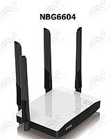 Wi-Fi машрутизатор ZYXEL NBG6604  (без поддежки L2TP и PPTP), фото 1