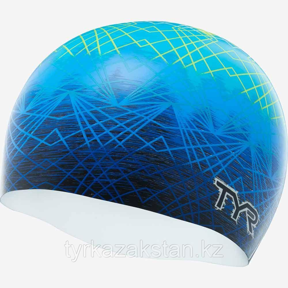 Шапочка для плавания TYR Slow Fade Swim Cap