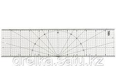 Линейка OLFA разметочная, метрическая, 150х600мм