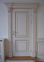 Двери межкомнатные с обналичкой