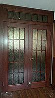 Двери деревянные нестандартные