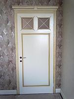 Двери деревянные сосна