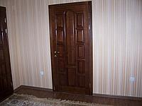 Двери массив дерева
