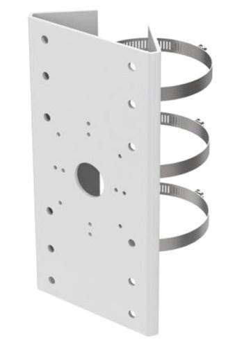 DS-1275ZJ - Монтажная площадка для крепления камер и кронштейнов на столб (вертикальную опору).