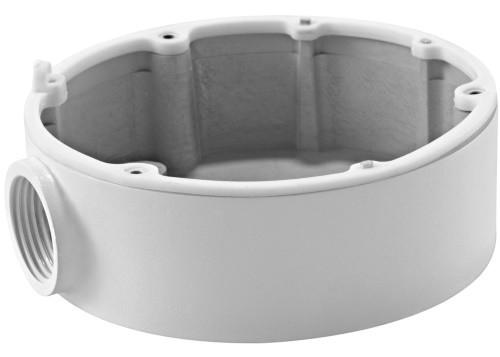 DS-1280ZJ-DM18 - Распределительная коробка (монтажная база) для купольных камер.