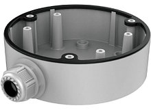 DS-1280ZJ-DM21 - Распределительная настенная коробка (монтажная база) для купольных камер.