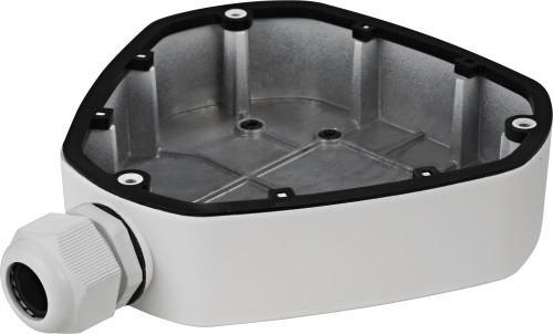 DS-1280ZJ-DM25 - Распределительная коробка (монтажная база) для купольных камер.