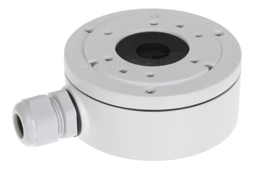 DS-1280ZJ-XS - Распределительная коробка (монтажная база) для купольных и цилиндрических камер.