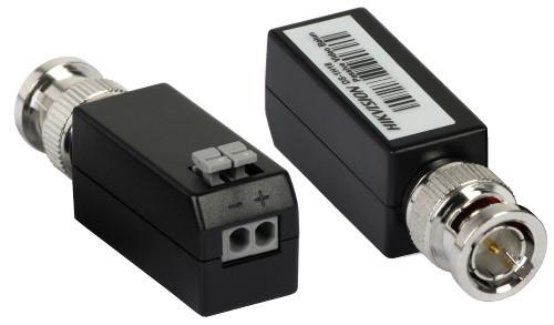 DS-1H18 - Комплект пассивных приемо-передатчиков видеосигнала по витой паре.