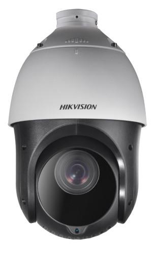 DS-2AE4215TI-D - 2MP Уличная скоростная варифокальная PTZ HD-камера с 15-х кратным оптическим автозумом и