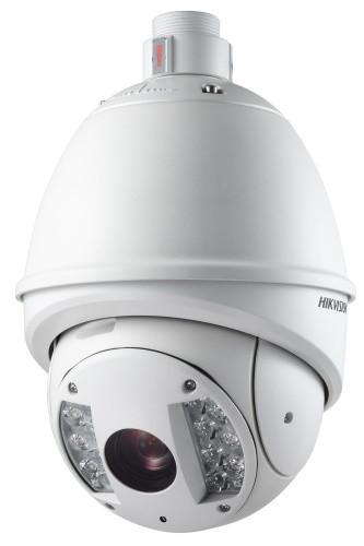 DS-2AE7123TI-A - 1MP Уличная скоростная варифокальная PTZ HD-камера с 23-х кратным оптическим автозумом и ИК-подсветкой 120 м., в комплекте с кронштей