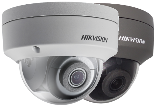 DS-2CD2125FWD-I - 2MP Уличная купольная антивандальная IP-камера с ИК-подсветкой.