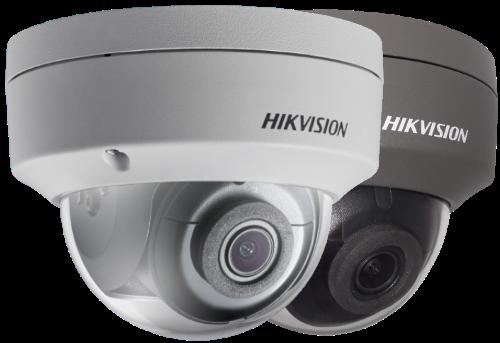 DS-2CD2185FWD-I - 8MP Уличная купольная антивандальная IP-камера с ИК-подсветкой,