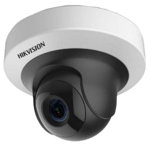 DS-2CD2F42FWD-IW - 4MP купольная внутренняя миниатюрная PT IP-камера с ИК-подсветкой и встроенным