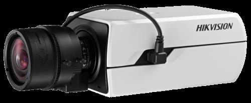 """DS-2CD4032FWD - 3MP IP-камера стандартного исполнения (""""кирпич"""") с поддержкой Аудио/Тревоги."""