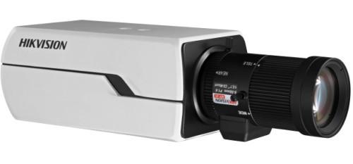 """DS-2CD4032FWD-P - 3MP IP-камера стандартного исполнения (""""кирпич"""") с P-Iris и поддержкой Аудио/Тревоги."""