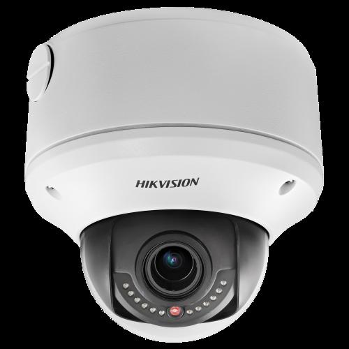 DS-2CD4332FWD-I - 3MP Уличная варифокальная (ручной) антивандальная купольная IP-камера с ИК-подсветкой.