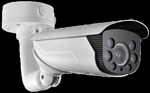 DS-2CD4635FWD-IZH - 3MP Уличная антивандальная варифокальная ( моторизованный) высокочувствительная цилиндрическая IP-камера с ИК-подсветкой и подогре