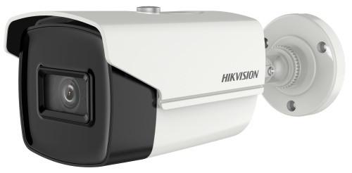 DS-2CE16D3T-IT3F - 2MP Уличная цилиндрическая высокочувствительная HD-TVI-камера с EXIR* ИК-подсветкой, на