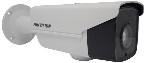 DS-2CE16D9T-AIRAZH - 2MP Уличная цилиндрическая варифокальная (моторизованный) HD-TVI-камера с мощной EXIR* ИК-подсветкой, на кронштейне.