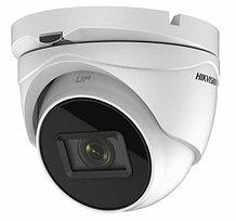 DS-2CE79D3T-IT3ZF - 2MP Уличная высокочувствительная варифокальная (автозумм) купольная камера с интеллект
