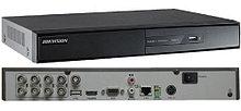 DS-7208HGHI-F1 - 8-ми канальный гибридный видеорегистратор с разрешением записи до 1080 р на канал.