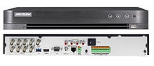 DS-7208HUHI-K2 - 8-ми канальный гибридный видеорегистратор с разрешением записи до 5 MP на канал, с 2 SATA-интерфейсами.