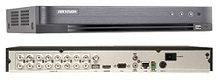 DS-7216HQHI-K2 - 16-ти канальный гибридный видеорегистратор с разрешением записи до 4MP на канал, с 2 SATA-интерфейсами.