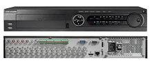 DS-7332HUHI-K4 - 32-х канальный гибридный видеорегистратор с разрешением записи до 5MP на канал, с 4 SATA-интерфейсами.