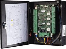 DS-K2804 - Контроллер доступа на четыре двери.