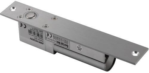 DS-K4T100 - Электромеханический соленоидный врезной замок (защёлка).