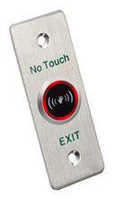DS-K7P04 - Бесконтактная врезная кнопка выхода.