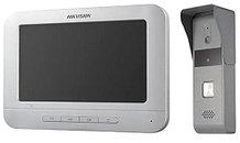 """DS-KIS203 - Комплект DS-KB2421-IM (вызывная панель) + DS-KH2220 (монитор 7"""")"""