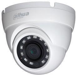HAC-HDW1200МP-S3 Купольная камера с ИК 2Мп CVI / PAL
